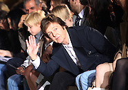 Stella McCartney Front Row - Paris Fashion Week