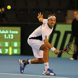 Great Britain v Belgium | BNP Paribas Davis Cup | 07 April 2012
