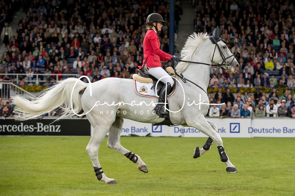 Melchior Judy Ann, (BEL), As Cold As Ice Z<br /> Nations Cup<br /> Mercedes-Benz Nationenpreis<br /> CHIO Aachen 2016<br /> &copy; Hippo Foto - Dirk Caremans<br /> 14/07/16