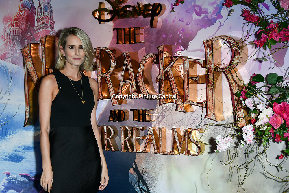 Guest attend The Nutcracker and the Four Realms - UK premiere at Vue Westfield, Westfield Shopping Centre, Ariel Way on 1st Nov 2018, London, UK.