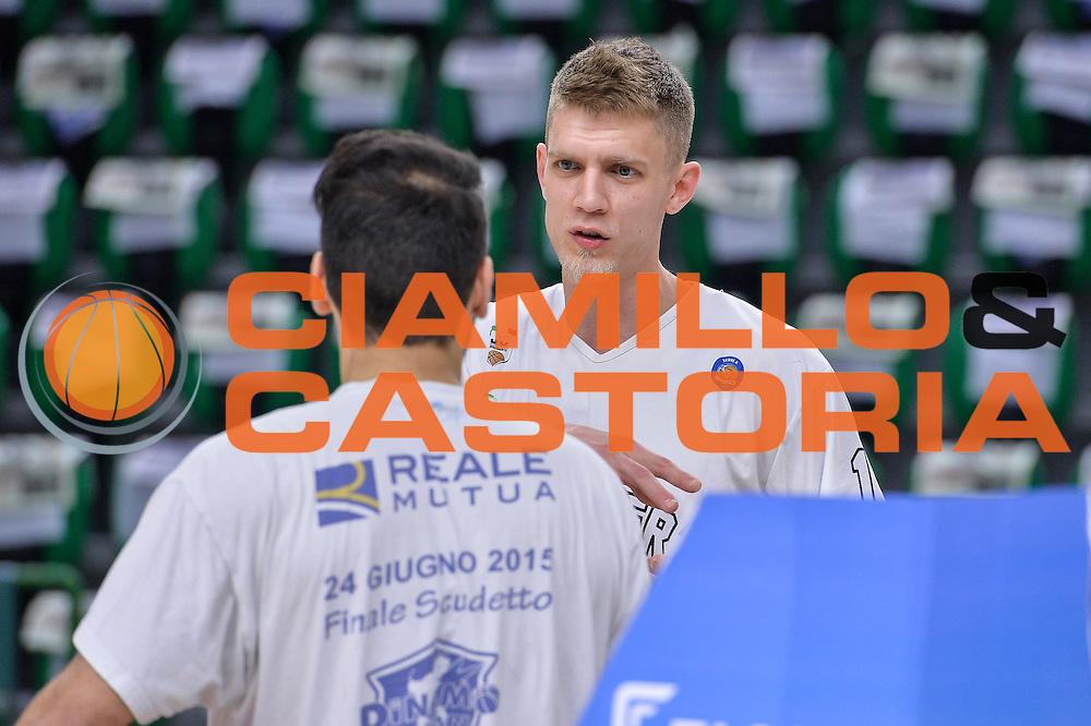 DESCRIZIONE : Beko Legabasket Serie A 2015- 2016 Dinamo Banco di Sardegna Sassari - Pasta Reggia Juve Caserta<br /> GIOCATORE : Micah Downs<br /> CATEGORIA : Ritratto Before Pregame<br /> SQUADRA : Pasta Reggia Juve Caserta<br /> EVENTO : Beko Legabasket Serie A 2015-2016<br /> GARA : Dinamo Banco di Sardegna Sassari - Pasta Reggia Juve Caserta<br /> DATA : 03/04/2016<br /> SPORT : Pallacanestro <br /> AUTORE : Agenzia Ciamillo-Castoria/L.Canu