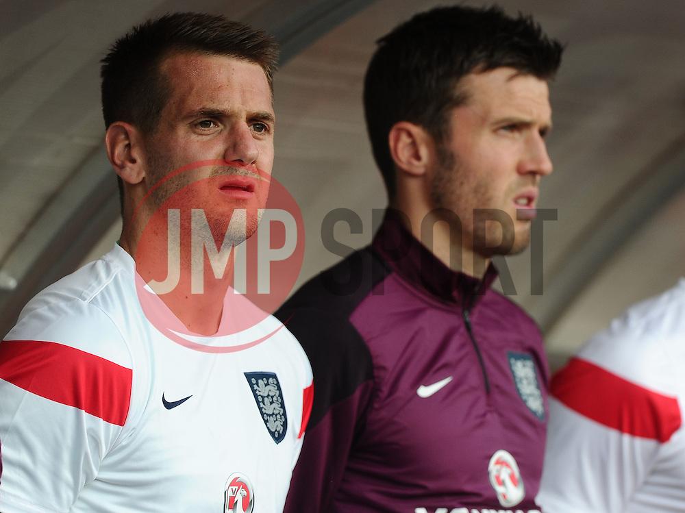 Tom Heaton of England (Burnley)  - Mandatory byline: Joe Meredith/JMP - 07966386802 - 05/09/2015 - FOOTBALL- INTERNATIONAL - San Marino Stadium - Serravalle - San Marino v England - UEFA EURO Qualifers Group Stage