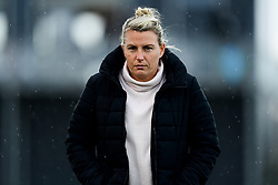 Tanya Oxtoby prior to kick off - Mandatory by-line: Ryan Hiscott/JMP - 08/12/2019 - FOOTBALL - Stoke Gifford Stadium - Bristol, England - Bristol City Women v Birmingham City Women - Barclays FA Women's Super League