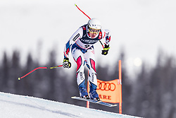 11.02.2019, Aare, SWE, FIS Weltmeisterschaften Ski Alpin, alpine Kombination, Herren, Abfahrt, im Bild Victor Muffat-Jeandet (FRA) // Victor Muffat-Jeandet of France in action during the Downhill competition of the men's alpine combination for the FIS Ski World Championships 2019. Aare, Sweden on 2019/02/11. EXPA Pictures © 2019, PhotoCredit: EXPA/ Johann Groder