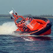 Nieuwe boot reddingsbrigade Huizen, Gooijer 2