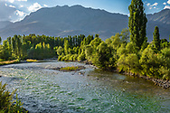 Munzur Valley, Turkey  - July 10, 2014 - The Munzur River, one of the most sacred places for Alevi Kurds, flows out of the Munzur Mountains in eastern Turkey.  CREDIT: Michael Benanav for The New York Times
