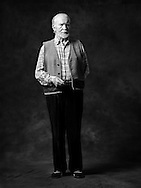 """""""I recognize myself in this picture. But I don't think it would have been any different if a photographer had taken it.""""<br /> Carsten Nygren, 83"""