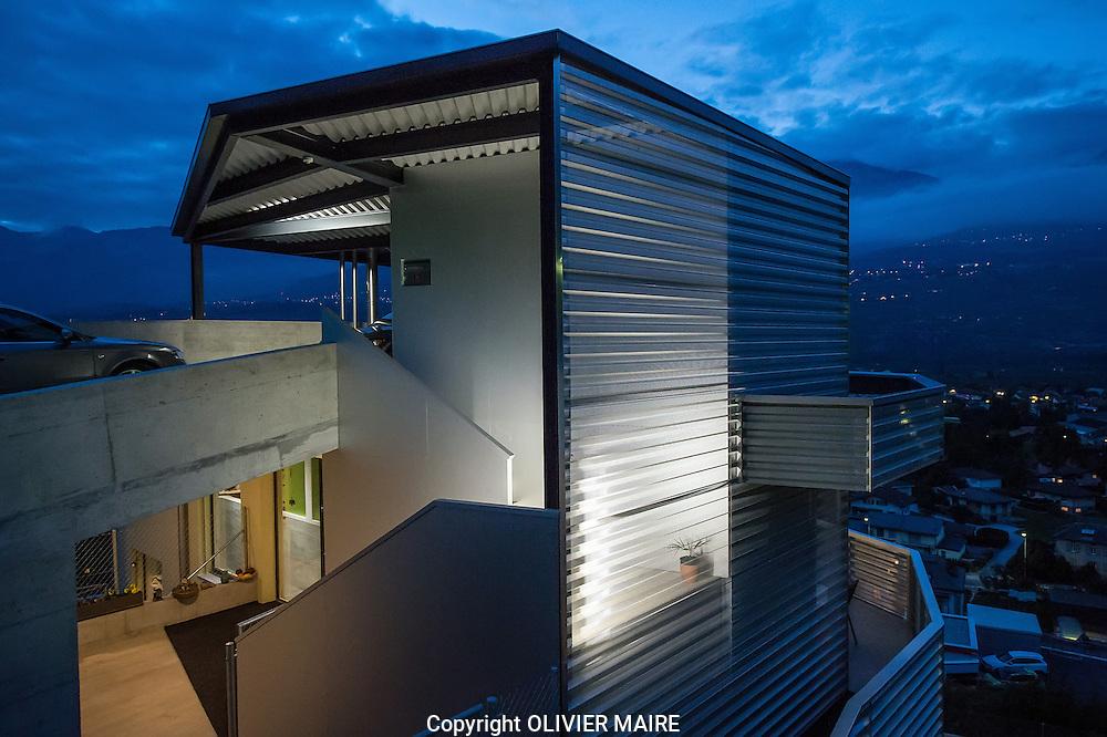 Mandat <br /> amb atelier d architecture Rolf Fuchs sa<br /> 9 OCTOBRE 2013<br /> (PHOTO-GENIC.CH/ OLIVIER MAIRE)