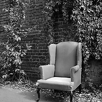 Armchair, Denver, Colorado, 2006.