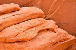 Molten Sandstone, Arches National Park, Utah, USA