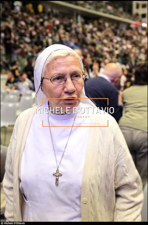 Suor Giuliana Galli vicepresidente della Compagnia di San Paolo