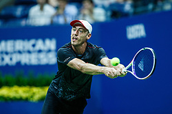 September 5, 2018 - Flushing Meadow, NY, U.S. - FLUSHING MEADOW, NY - SEPTEMBER 05: JOHN MILLMAN (AUS) day ten of the 2018 US Open on September 05, 2018, at Billie Jean King National Tennis Center in Flushing Meadow, NY. (Photo by Chaz Niell/Icon Sportswire) (Credit Image: © Chaz Niell/Icon SMI via ZUMA Press)