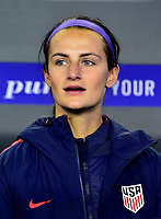 International Women's Friendly Matchs 2019 / <br /> SheBelieves Cup Tournament 2019 - <br /> United States vs Brazil 1-0 ( Raymond James Stadium - Tampa-FL,Usa ) - <br /> Emily Ann Fox of United States