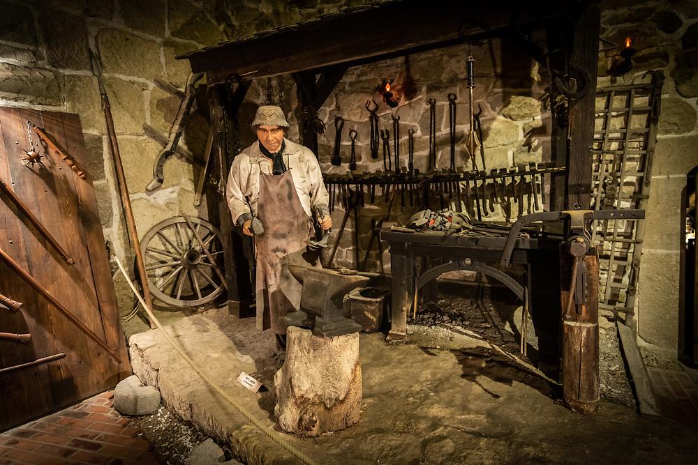 Eger Castle Wax Museum 1
