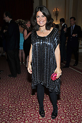 DANIELLA HELAYAL at a party to celebrate 300 years of Tatler magazine held at Lancaster House, London on 14th October 2009.