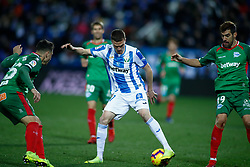November 23, 2018 - Leganes, MADRID, SPAIN - Eraso of Leganes during the Spanish Championship La Liga football match between CD Leganes and Deportivo Alaves on November 23th, 2018 at Estadio de Butarque in Leganes, Madrid, Spain. (Credit Image: © AFP7 via ZUMA Wire)