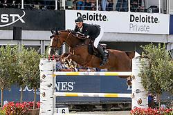 De Winter Jeroen, BEL, Mystic van T Hoogeinde<br /> Final 6 years  old Horses<br /> Zangersheide FEI World Breeding Jumping Championship 2018<br /> © Hippo Foto - Julien Counet