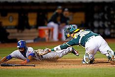 20170418 - Texas Rangers at Oakland Athletics