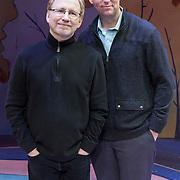Buck Busfield & Bill Blake: B Street Theatre