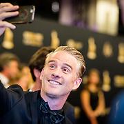 NLD/Utrecht/20160930 - inloop NFF 2016 L'OR Gouden Kalveren Gala, Art Rooijakkers