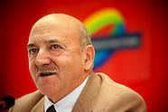 Mr Luigi Angeletti, leader of UIL union
