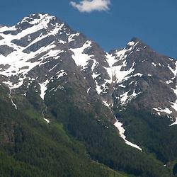 Cascade Peak, North Cascades National Park, Washington, US