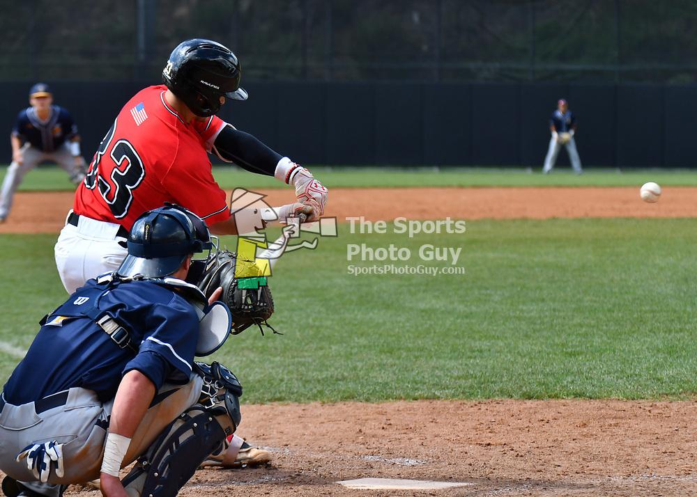 NCAA Baseball: Spartans defeat Keydets, 8-5