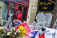 """""""In Memoriam"""" Bataclan Paris"""