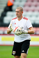 Bristol City's Frank Fielding - Photo mandatory by-line: Dougie Allward/JMP - Tel: Mobile: 07966 386802 27/03/2013 - SPORT - FOOTBALL - Goldsands Stadium - Bournemouth -  Bournemouth V Bristol City - Pre Season friendly