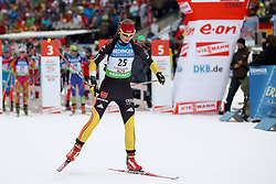 10.12.2011, Biathlonzentrum, Hochfilzen, AUT, E.ON IBU Weltcup, 2. Biathlon, Hochfilzen, Verfolgung Damen, im Bild Hennecke Carolin (GER) // during E.ON IBU World Cup 2th Biathlon, Hochfilzen, Austria on 2011/12/10. EXPA Pictures © 2011. EXPA Pictures © 2011, PhotoCredit: EXPA/ nph/ Straubmeier..***** ATTENTION - OUT OF GER, CRO *****
