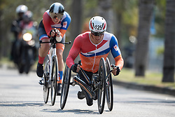 PLAT Jetze, NED, H5, Cycling, Time-Trial at Rio 2016 Paralympic Games, Brazil