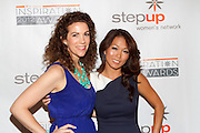 Jenni Luke, Executive Director, Step Up Women's Network and event honoree Keli Lee, EVP, Casting ABC Entertainment Television Group