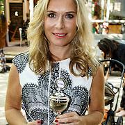 NLD/Amsterdam/20150909 - Uitreiking Mamma of The Year Awards, Elle van Rijn