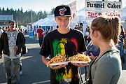 Clallam County Fair: Fried goodness.