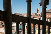 Venice: view from Scala Contarini del Bovolo