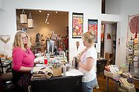 Melissa Kendrick, owner Sojourns in Birmingam, Alabama
