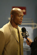 Tennessee Titans running back Eddie George appears on NFL Players Week on Wheel of Fortune on 11/04/2003. ©Paul Anthony Spinelli