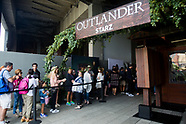 Outlander Promo on the High Line