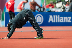 TELLI Baris, 2014 IPC European Athletics Championships, Swansea, Wales, United Kingdom