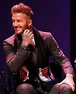 David Beckham Launches Miami Major League Soccer Team - 29 Jan 2018