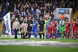 Ipswich Town v Birmingham City EFL Sky Bet Championship, Portman Road, Saturday 1st April 2017: Score 1-1<br /> Photo:Mike Capps