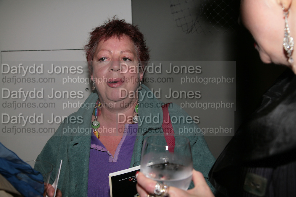 JO BRAND, ' Show Off' Theo Fennell exhibition co-hosted wit Vanity Fair. Royal Academy. Burlington Gdns. London. 27 September 2007. -DO NOT ARCHIVE-© Copyright Photograph by Dafydd Jones. 248 Clapham Rd. London SW9 0PZ. Tel 0207 820 0771. www.dafjones.com.