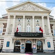 NLD/Amsterdam/20171014 - Besloten  herdenkingsdienst overleden burgemeester Eberhard van der Laan, Concertgebouw