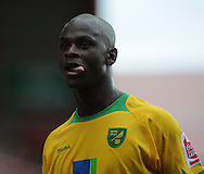 Bristol - Saturday, October 18th, 2008: Leroy Lita of Norwich City during the Coca Cola Championship match at Ashton Gate, Bristol. (Pic by Alex Broadway/Focus Images)