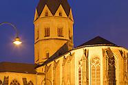 Romanische Kirchen von Koeln :: Romanesque churches of Cologne