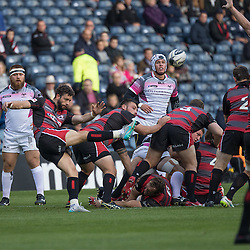Edinburgh Rugby v Ospreys | Pro12 | 2 October 2015