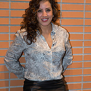 NLD/Hilversum//20140317 - Perspresentatie deelnemers Expeditie Poolcirkel 2014, Aicha Marghadi