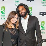 NLD/Amsterdam/20180305 - Uitreiking Buma Awards 2018, Glen Faria