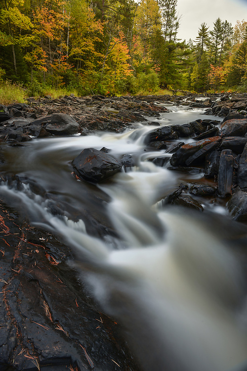 Tibets Falls<br /> Baraga County, Michigan