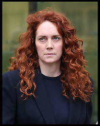Rebekah Brooks  at Westminster Magistrates Court in London, charged  Thursday, 29th November 2012. .Photo by:  Stephen Lock /  i-Images